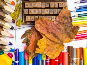 autumn alphabets 300x223 - Autumn activities to help inspire nursery children