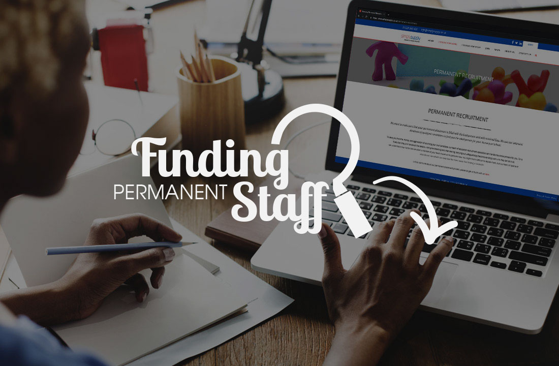 march permanent recruitment 2 - Shining the spotlight on finding permanent staff