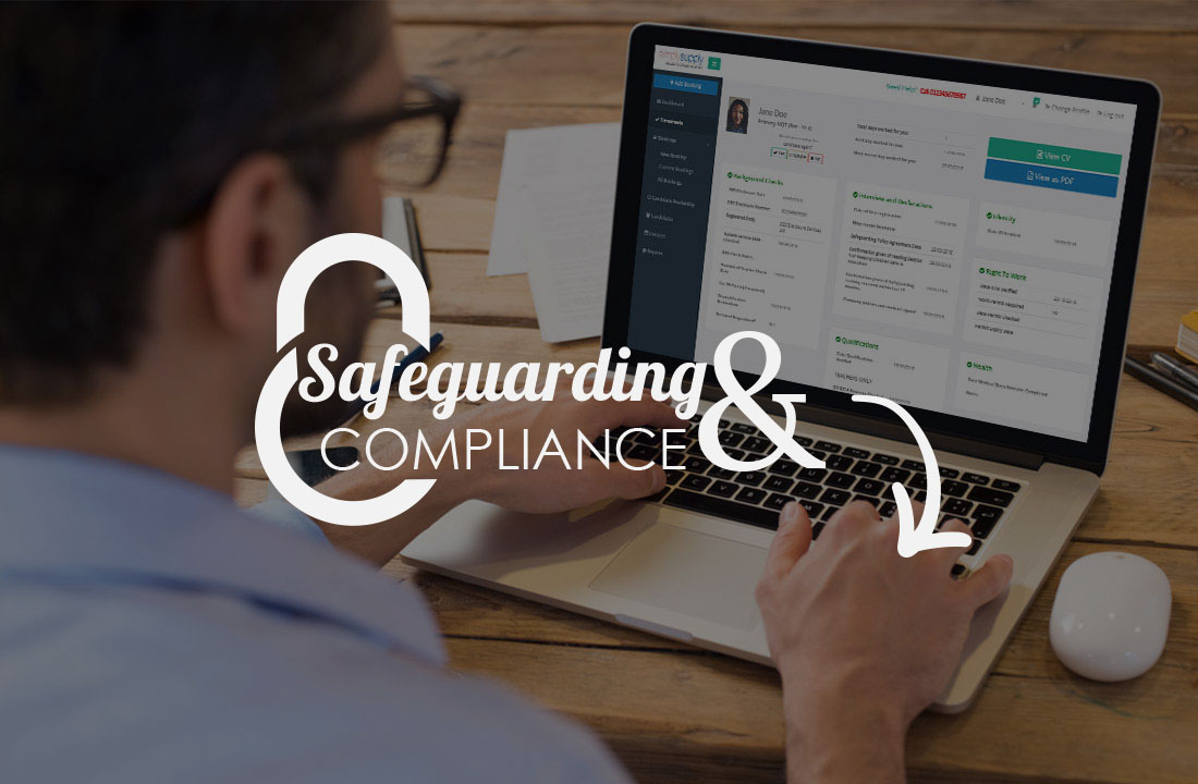march safeguarding cover 2 - Safeguarding and Compliance at Simply Supply