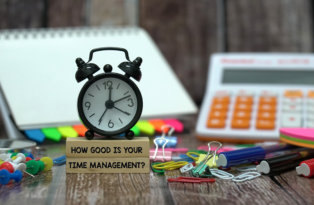 march time management skills improve - Our top tips for improving your time management skills